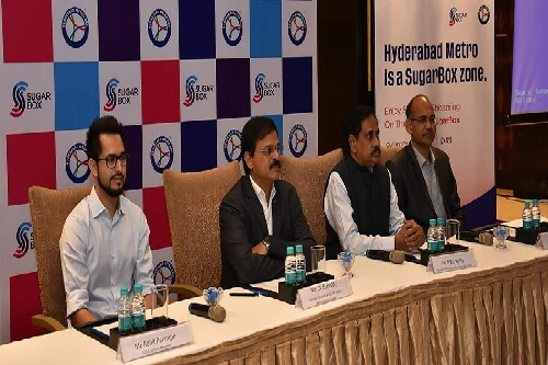 Hyderabad metro passengers can now stream on the go