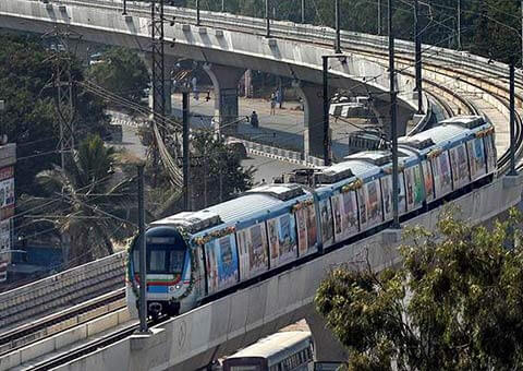 On Hyderabad metro, enjoy uninterrupted movies on phones, without mobile data